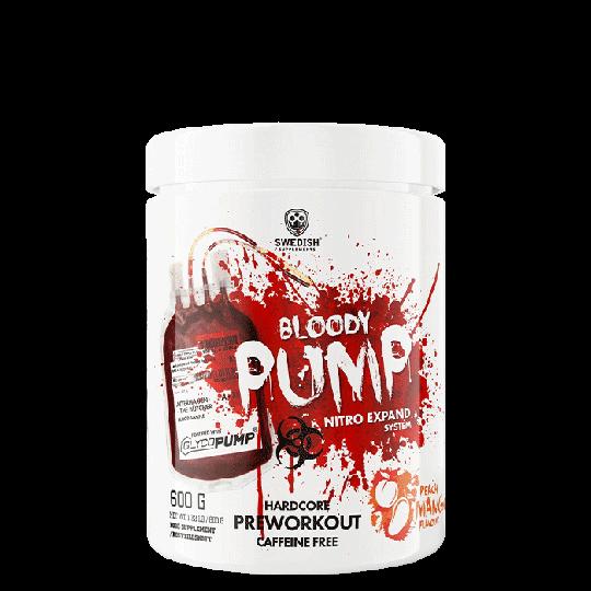 Bloody Pump, 600 g, Peach Mango