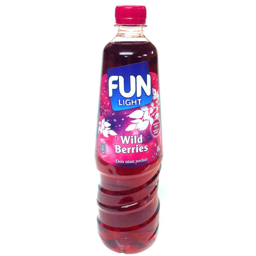 Saft Wild Berries - 40% rabatt