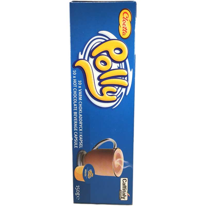 Chokladdryck Polly Kapsel - 78% rabatt