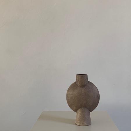 Sphere Bubl Vas Mini Taupe