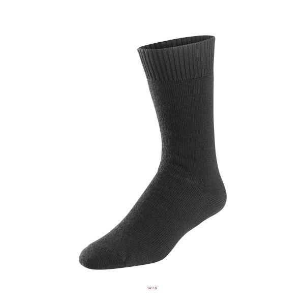 Snickers 9264 ProtecWork Sukat musta, palosuojattu 37-39
