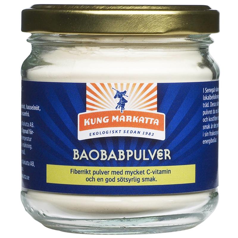 Baobabpulver 75g - 77% rabatt