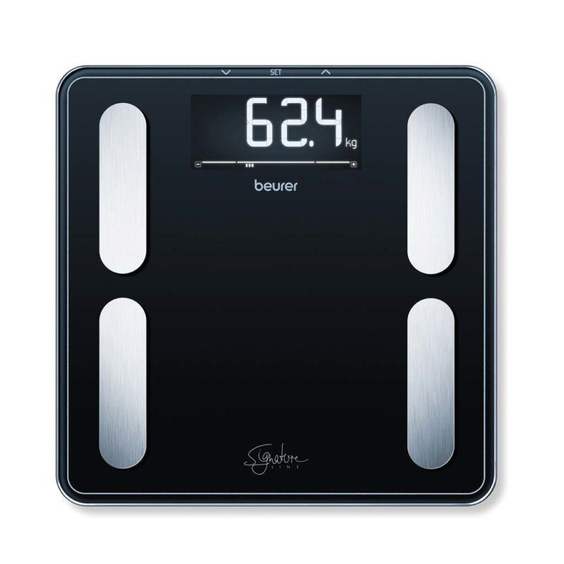 Beurer - BF 400 Diagnostic Scale ( Black ) - 5 Year Warranty