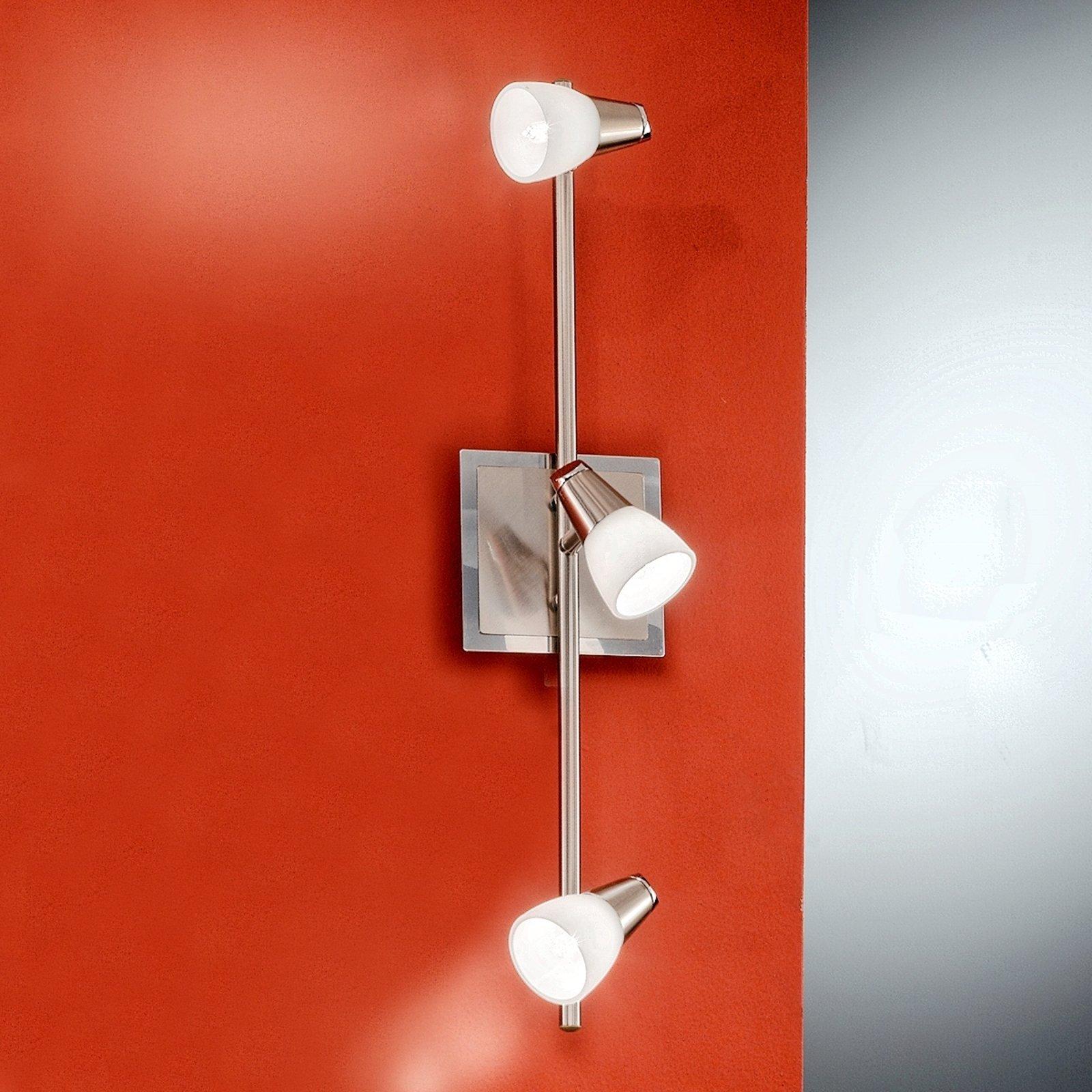Strålende MIRTEL taklampe med tre lys