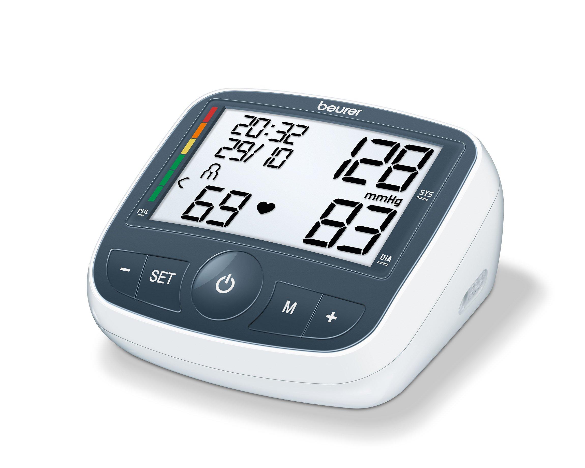 Beurer - BM 40 Blood Pressure Monitor - 3 Years warranty