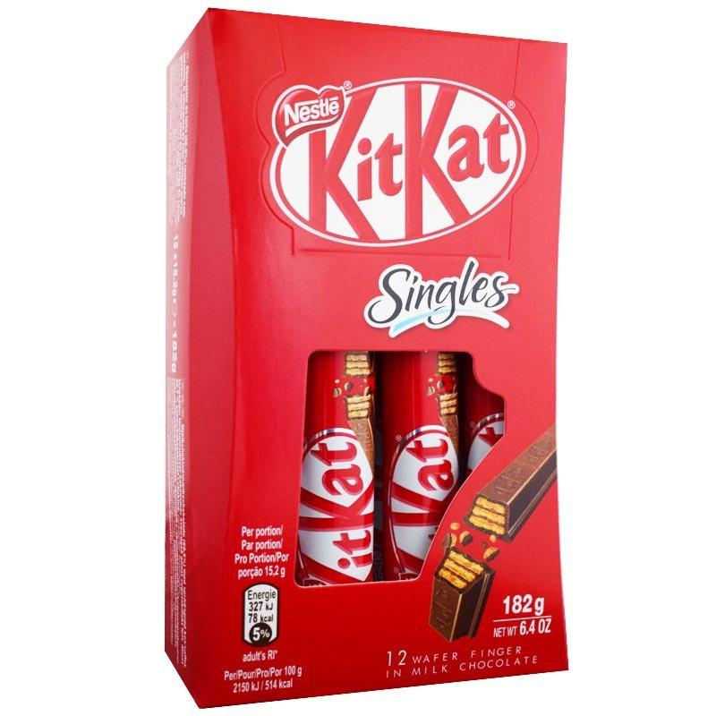 Kit Kat Singles - 24% rabatt