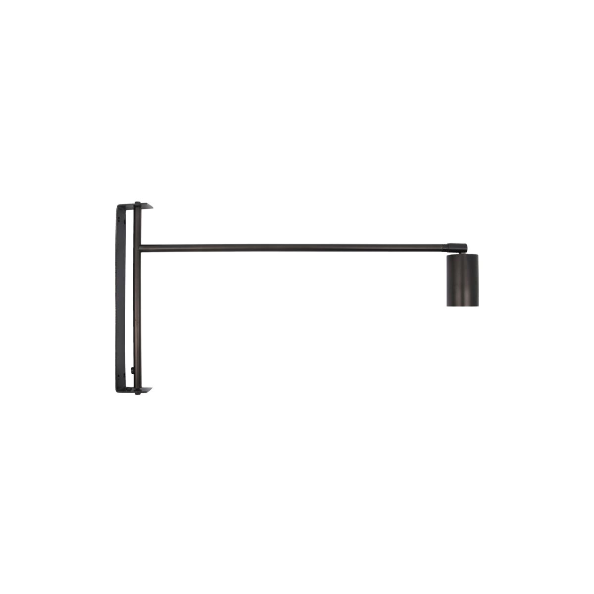 House Doctor - Norm Wall Lamp - Antik Black (260010200) 