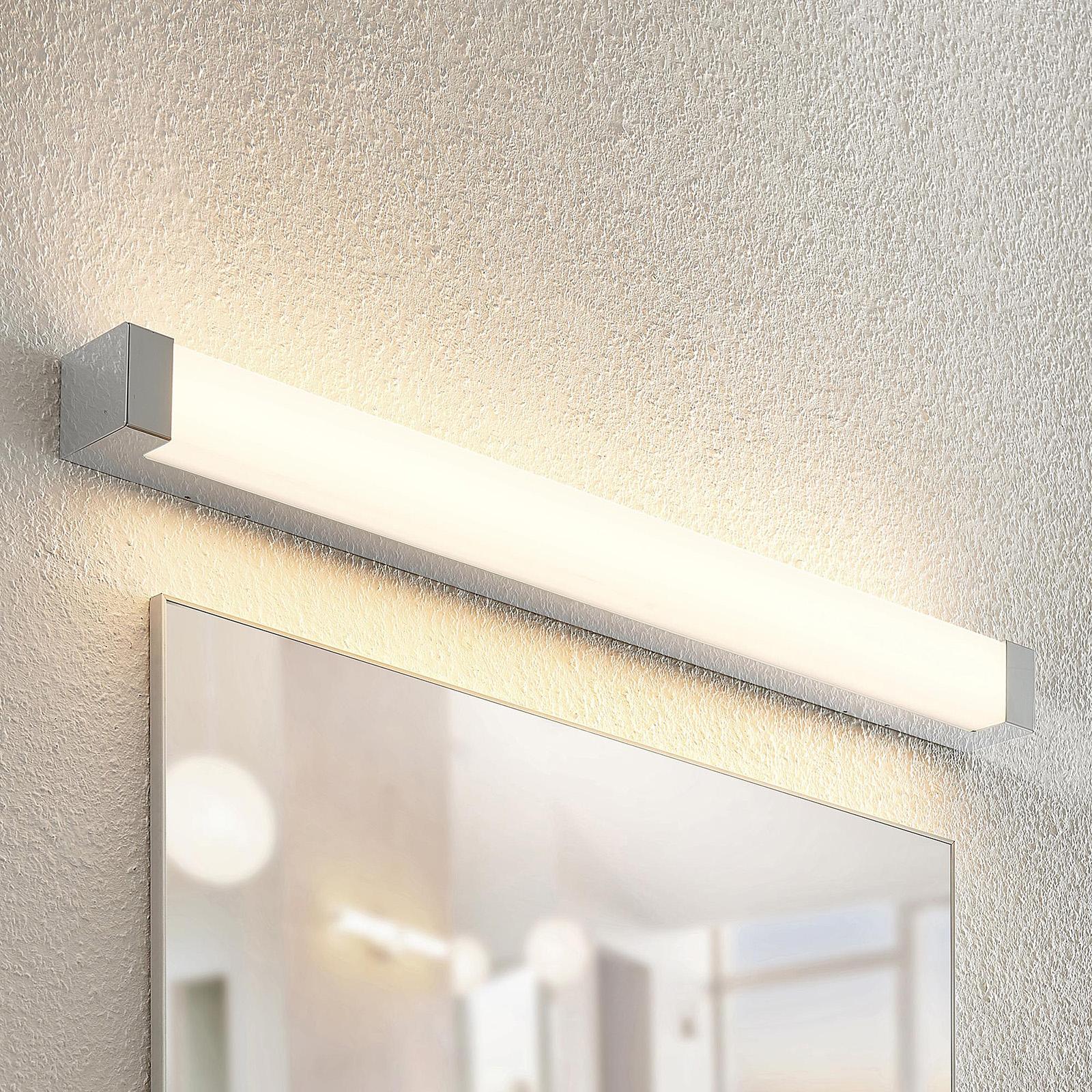 Lindby Skara -LED-kylpyhuonelamppu, 90 cm