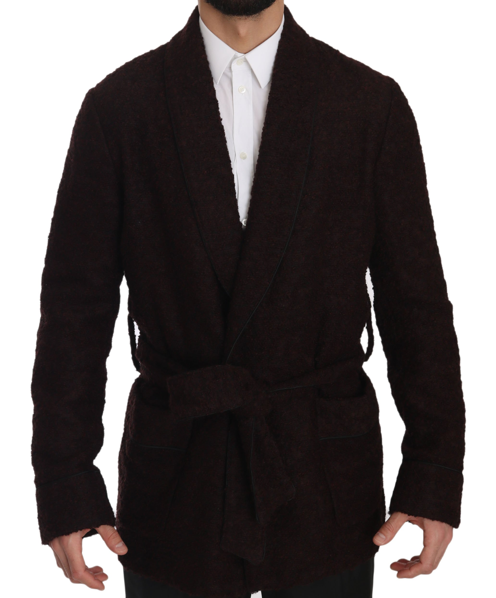 Dolce & Gabbana Men's Jacket Blue JKT2390 - IT48 | M