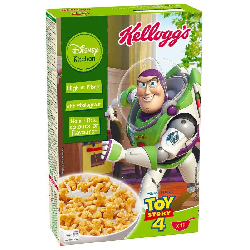 Flingor Toy Story - 33% rabatt