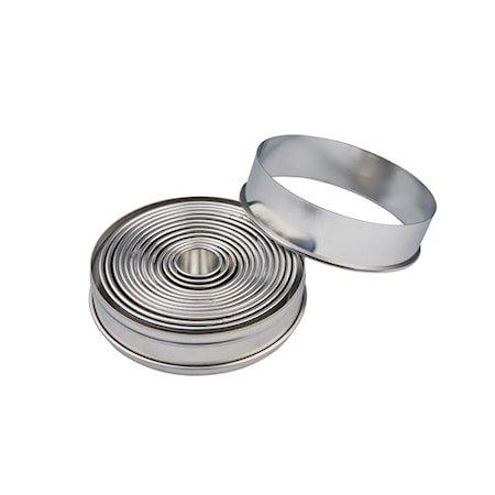 Kakemålsett Ringer 14 Deler