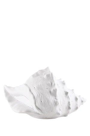 Bordlampe Seashell Hvit