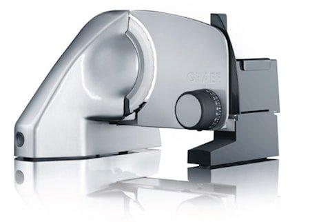 Vivo Twin Påleggsmaskin med Glatt + Taggete Knivblad, Rustfritt Stål