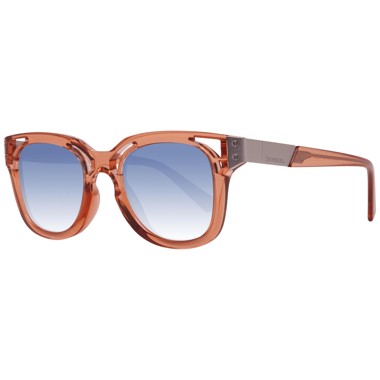 Diesel Women's Sunglasses Orange DL0232 4974X