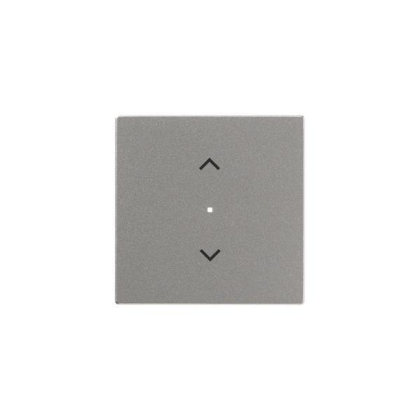 ABB Free@home 6220-0-0144 Yksiosainen vipupainike yksipäinen Alumiini