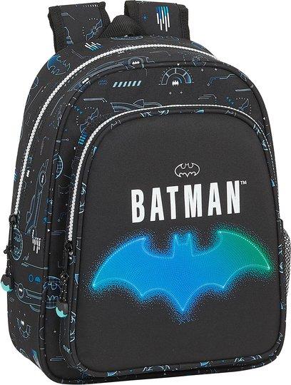 Batman Bat-Tech Ryggsekk 9L, Black