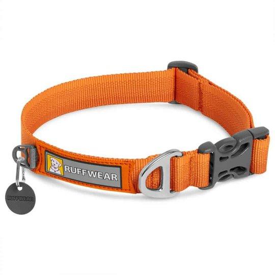 RuffWear Front Range Hundhalsband Orange (28-36 cm)
