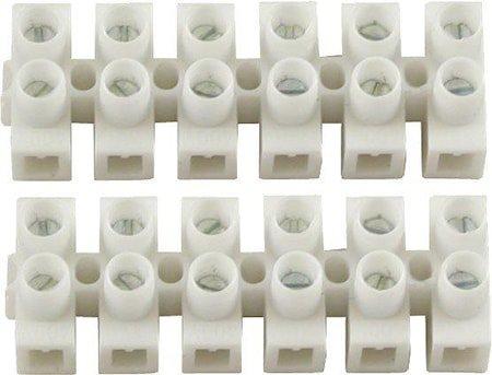 Koblingslist 2 stk. per forpakning 1,5–2,5mm²