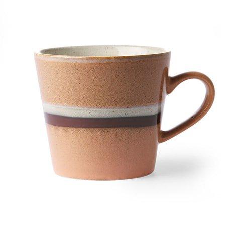 Ceramic 70's Cappuccino Kopp Stream