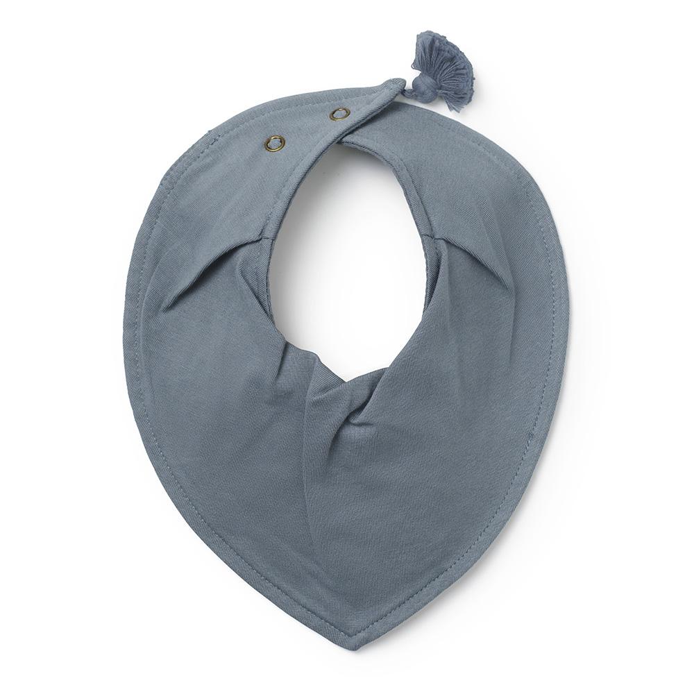 Dribble Bib - Tender Blue