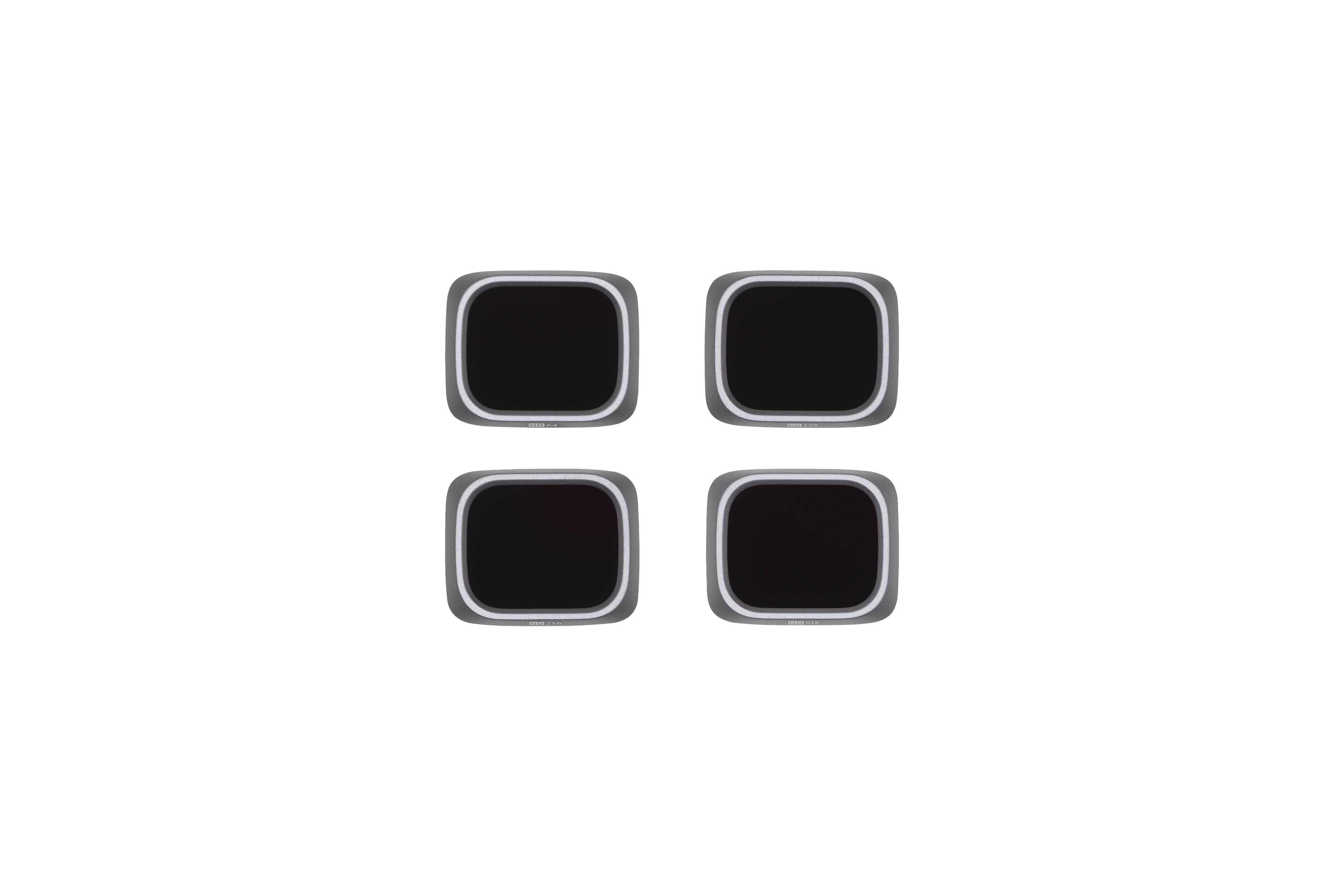 DJI - DJI AIR 2S ND Filters Set (ND64/128/256/512)