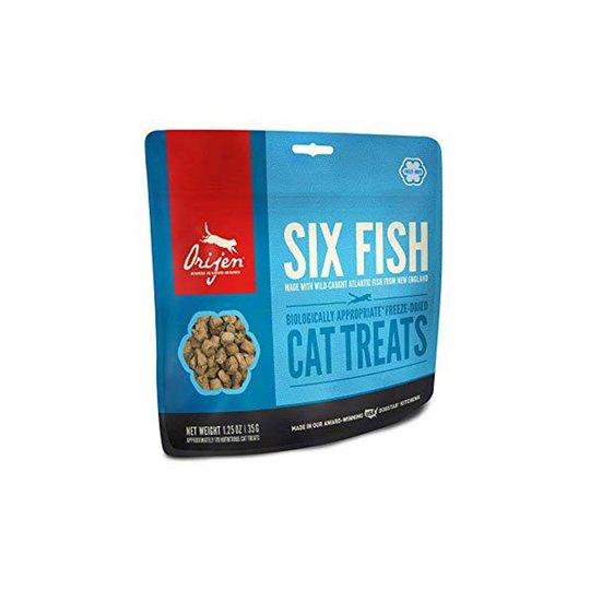 Orijen Cat Treats 6 Fish 35 g