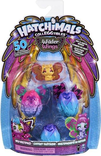 Hatchimals Celleggtibles Wilder Wings Set 7 Deler