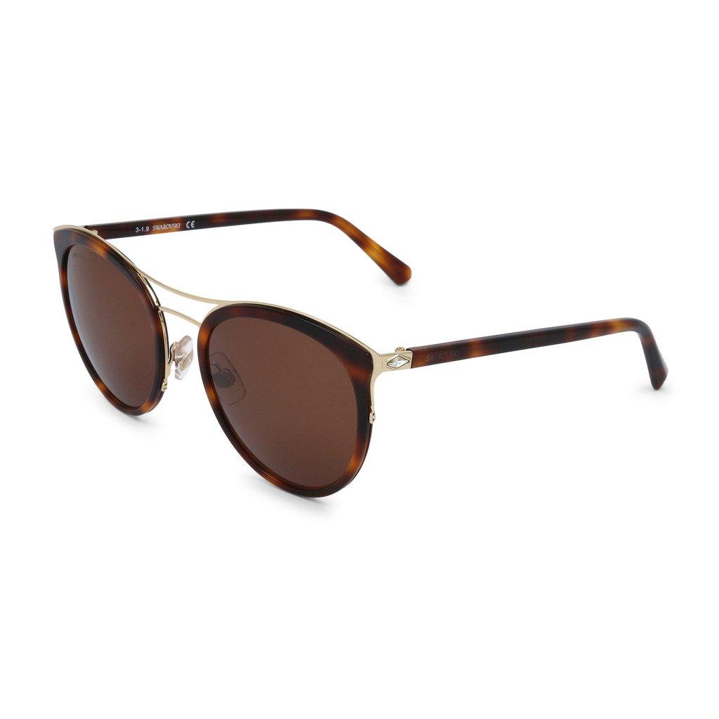 Swarovski Women's Sunglasses Brown SK0177 - brown NOSIZE