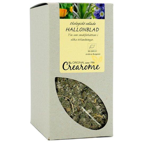 Crearome Ekologiska Hallonblad, 100 g