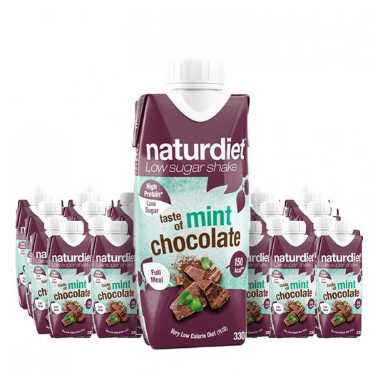 Måltidsersättning Choco Mint 24-pack - 28% rabatt