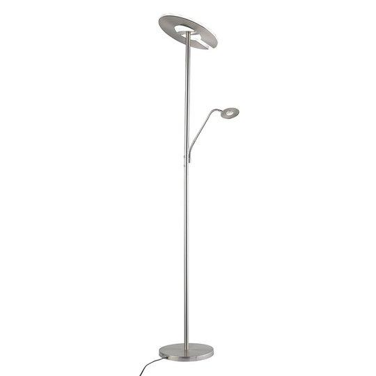 Dent ylöspäin suunnattu LED-valaisin CCT, nikkeli