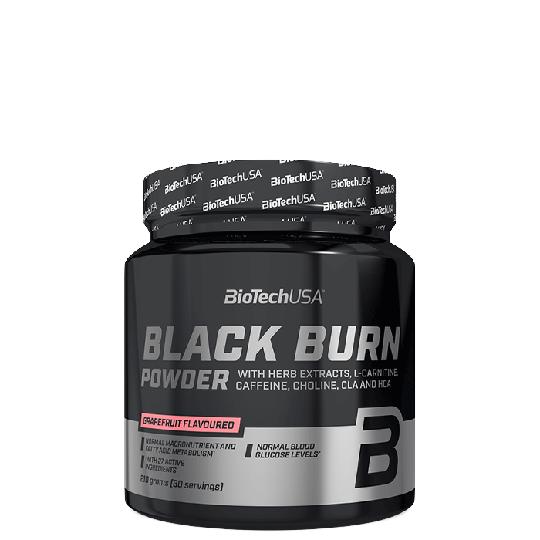 Black Burn Powder, 210 g, Grapefriut