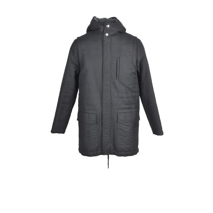 Bikkembergs - Bikkembergs Men Jacket - black 50