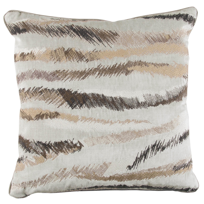 Zinc Romo I Heavens Break Cushion | Vellum 50 x 50cm