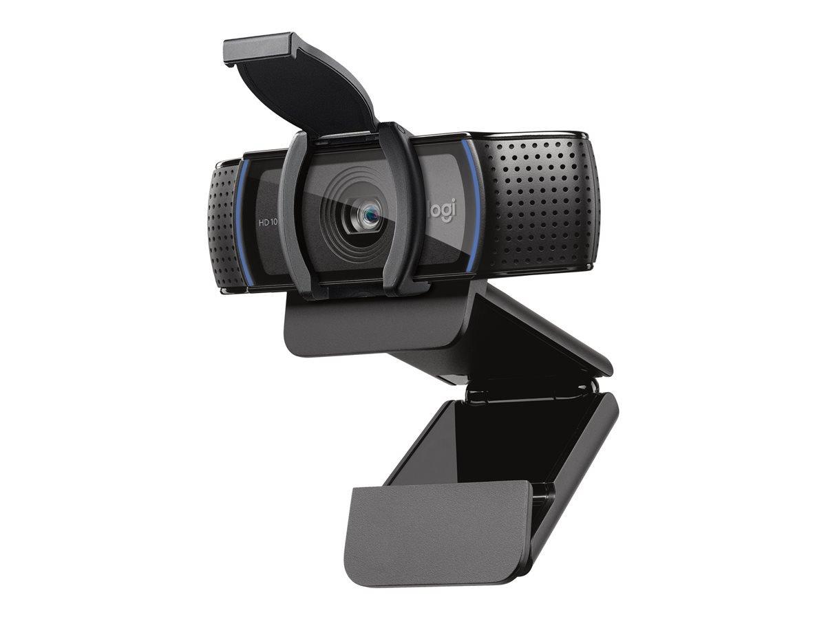 Logitech - C920e HD 1080p Webcam