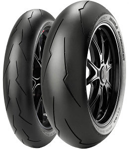 Pirelli Diablo Supercorsa BSB ( 190/55 ZR17 TL (75W) BSB, takapyörä, M/C )