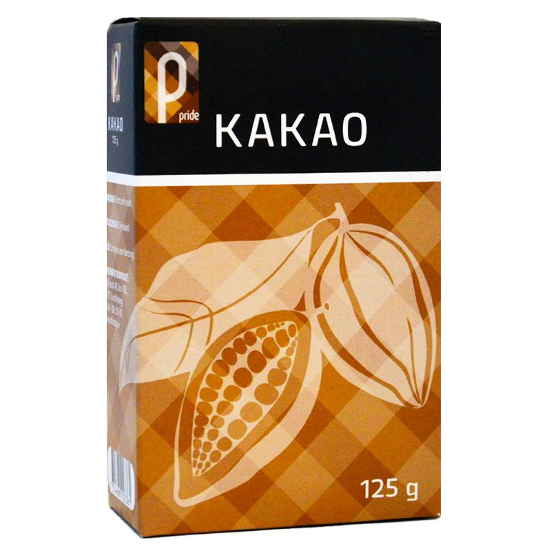 Kakaopulver 125g - 33% rabatt