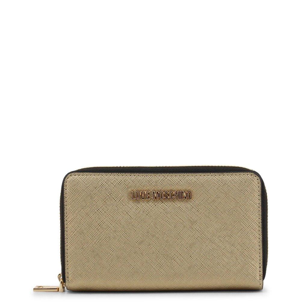 Love Moschino Women's Wallet Various Colours JC5559PP06LQ0 - yellow NOSIZE