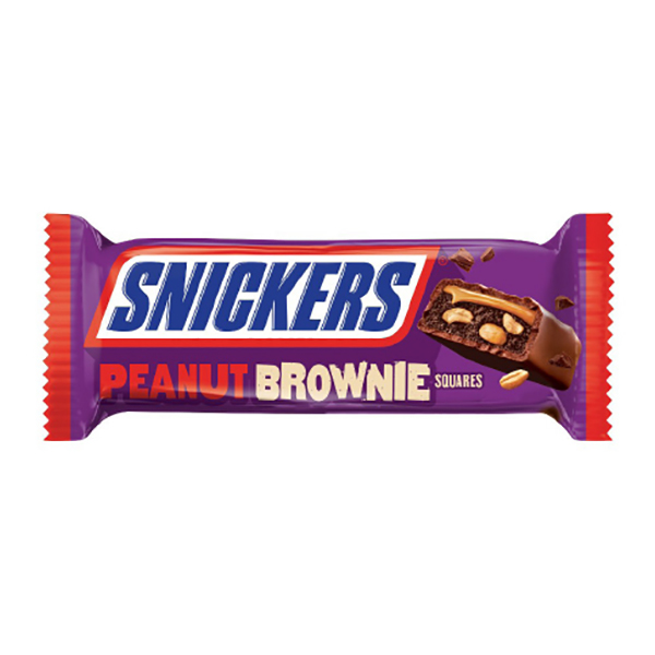Snickers Peanut Brownie - 34 g