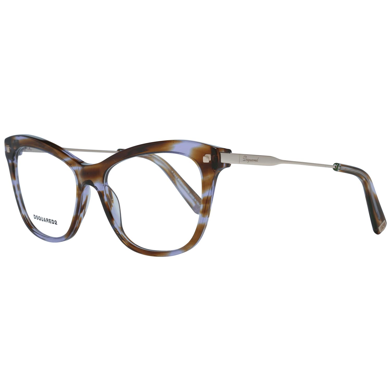 Dsquared² Women's Optical Frames Eyewear Brown DQ5194 53050