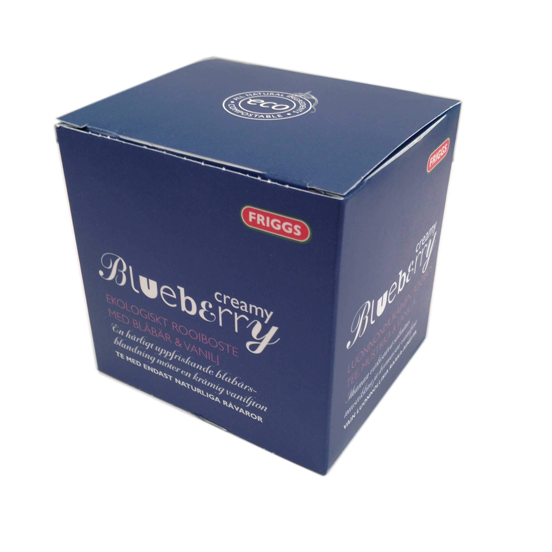 Eko-rooiboste creamy blueberry - 50% rabatt