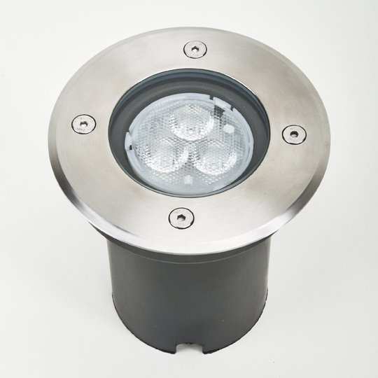 IP67 - LED-maavalaisin Ava, pyöreä