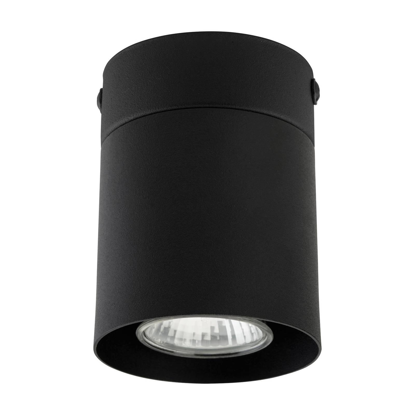 Alasvalo Vico, 1-lamppuinen musta