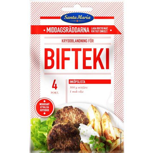 Bifteki - 20% rabatt