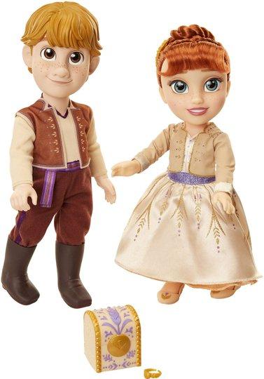 Disney Frozen 2 Anna og Kristoffer