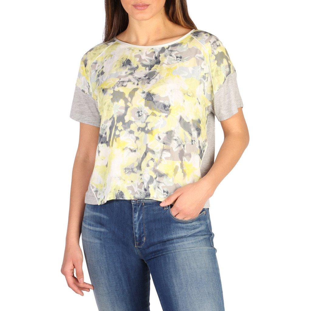 Calvin Klein Women's T-Shirt Grey J20J204802 - grey S