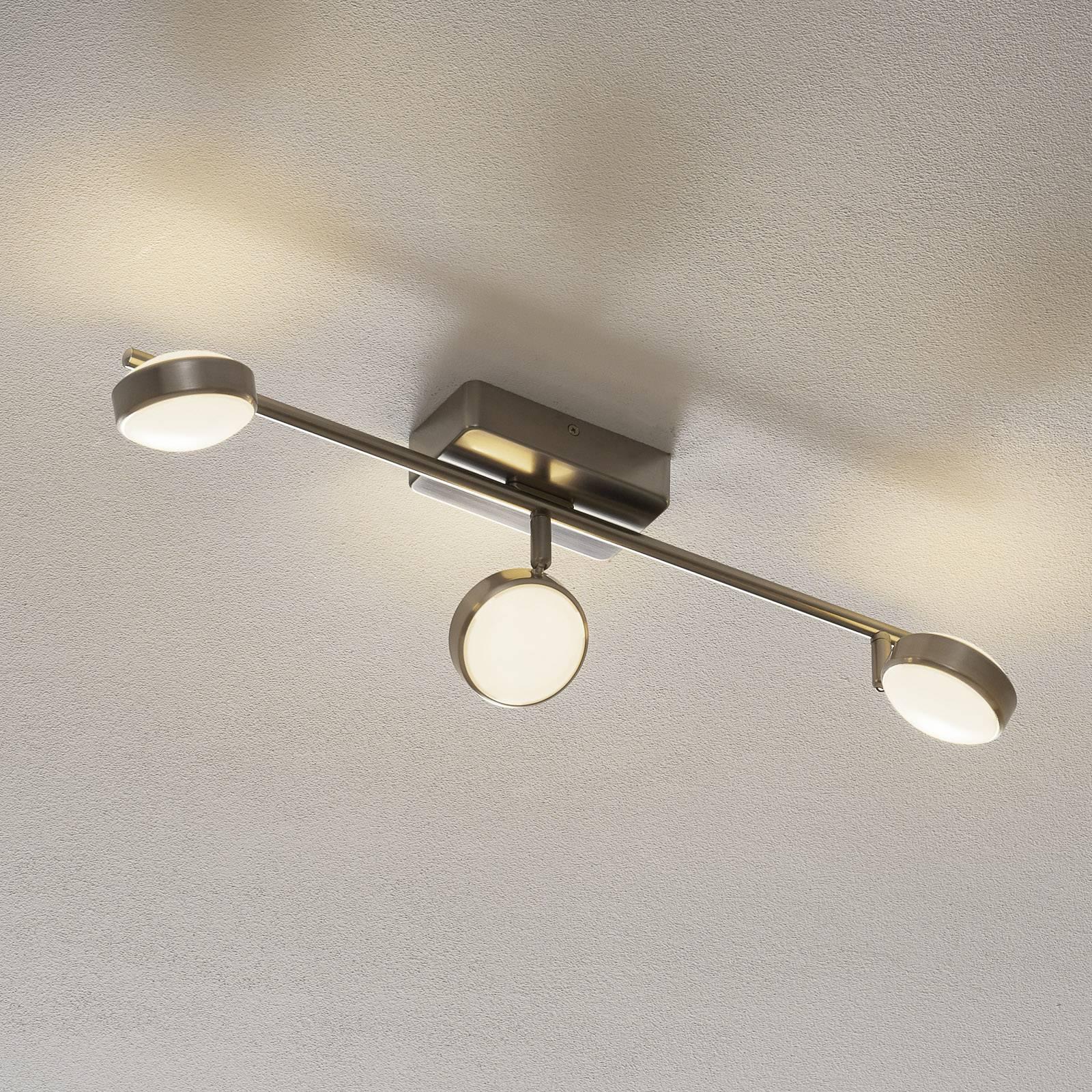 EGLO connect Corropoli-C-LED-kattospotti 3-lamp.