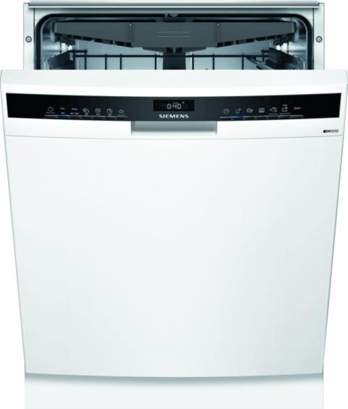 Siemens Sn45zw70cs Iq500 Underbygg. Diskmaskin - Vit