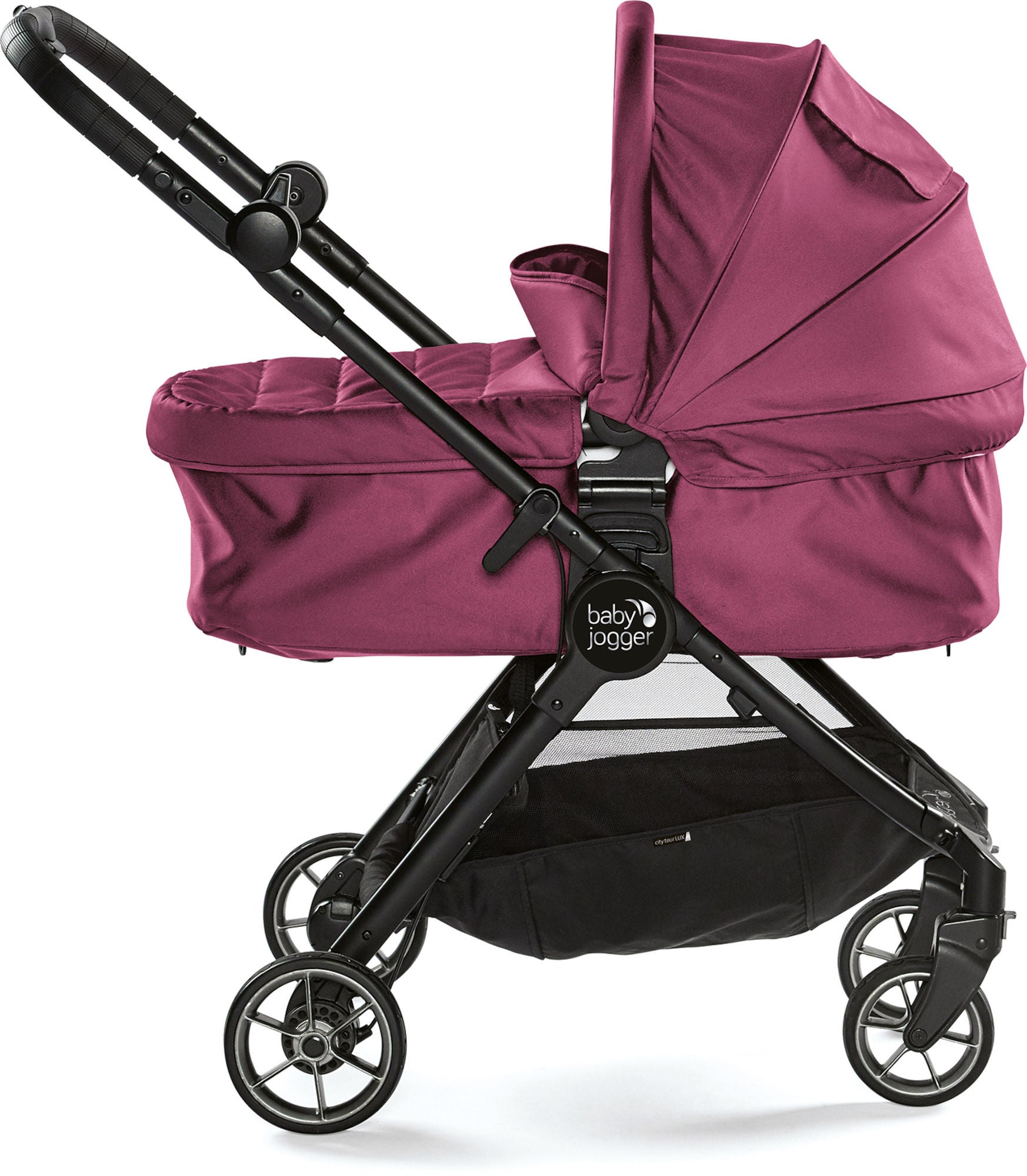 Baby Jogger City Tour Lux Liggdel, Rosewood