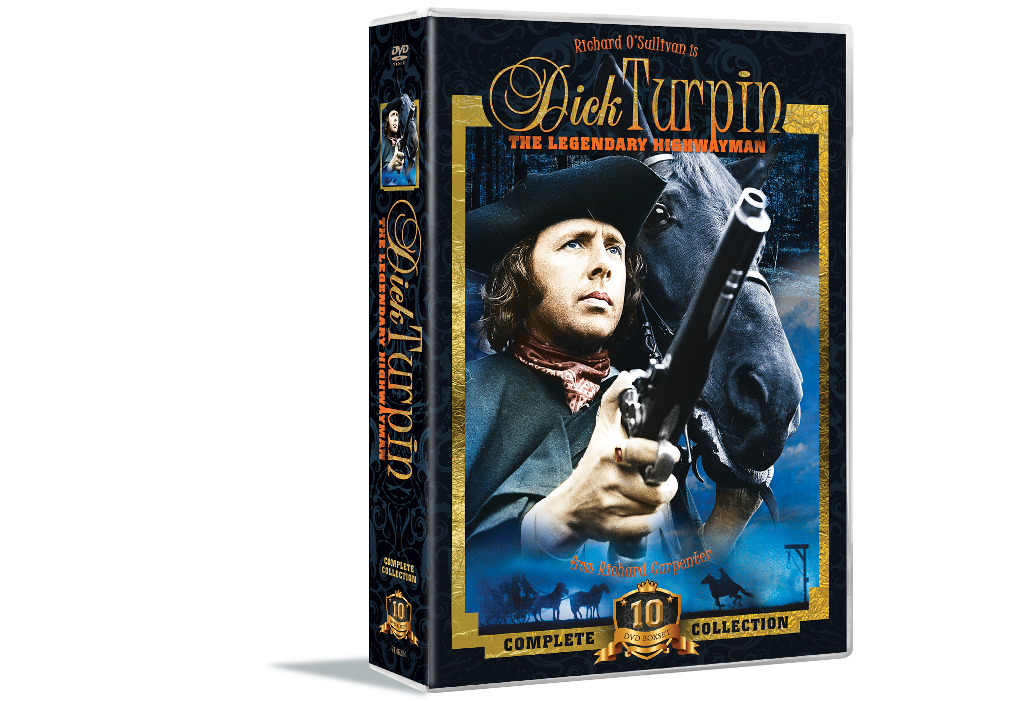 Dick Turpin Collection (10-disc) - DVD